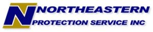 Northeastern Protection Service Logo 300x63 - Bilingual Uniformed Security Guards - Moncton NB