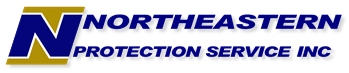 Northeastern Protection Service Logo - Bilingual Uniformed Security Guards - Moncton NB