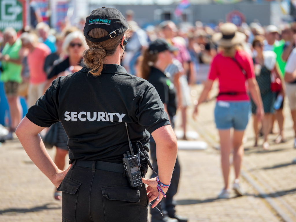 critical shortage of security guards