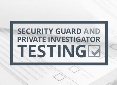 Ontario re-opens security guard exam centres