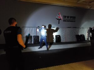 baton training for security guards in Alberta Canada
